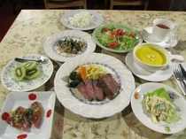 ある日の夕食1