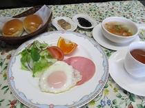 朝食一例2