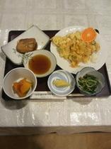 夕食の一例②