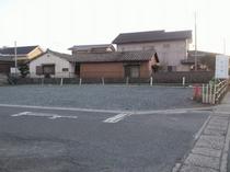 クレイン第二駐車場