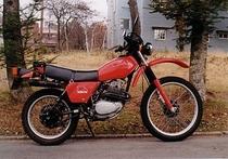 ホンダXL250S