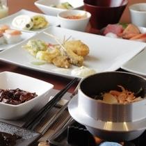 ■十勝ビュッフェ テーブルイメージ/釜めし