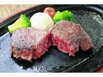 讃岐牛のステーキ