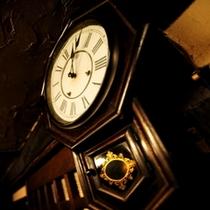 果たしていつからこの時計はあったのでしょう?