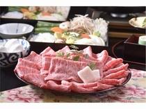 京都牛贅沢すき焼き♪