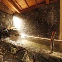 【独山の湯】露天風呂