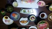 お食事例 2