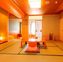街側露天風呂付客室・和室10畳一例