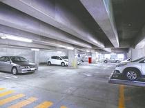 当館併設の立体駐車場ですので、天候を気にせずご利用いただけます。