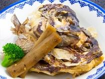 鯛のかぶと煮イメージ
