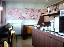 食堂2 (春)