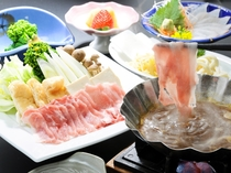 【お料理一例】ほっこり鍋宿プラン