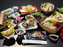 【玉手箱コース】お料理一例