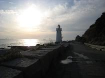 【周辺観光】伊良湖 灯台
