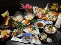 【龍宮城コース】お料理一例