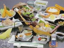【お料理一例】亀コース