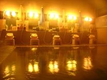 【女性浴場 1階】24時間入浴可能