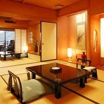 桜桃花(部屋内部)
