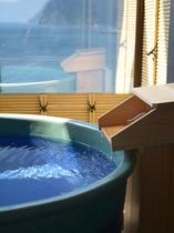 お部屋付泉掛け流し半露天風呂3