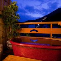 露天風呂付客室410