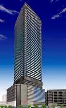 広島駅南口Bブロック第一種市街地再開発ビル(BIG FRONT ひろしま)