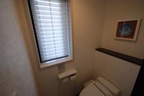 プレミアムコーナークイーン トイレ