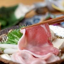 もち豚鍋1