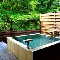特別室露天風呂1