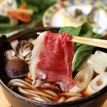 牛すき焼き鍋1