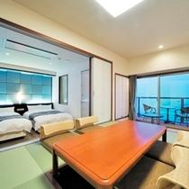 room西館4階 リゾート(平成21年7月リニューアルオープン)