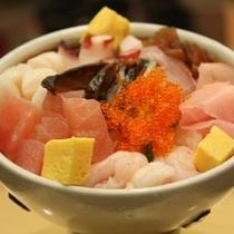 海鮮丼コーナー