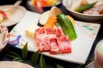 【和牛サーロインステーキ】一例