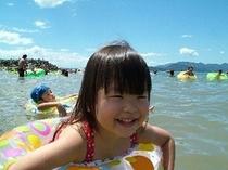 【海水浴】