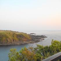 《小木の景色》 沢崎海岸  世界にも数ヶ所しかない枕状熔岩がある海岸