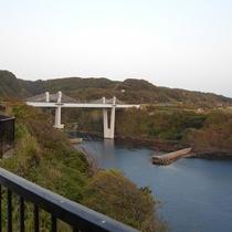 《小木の風景》 長者ケ橋の絶景