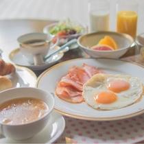 朝食洋セット