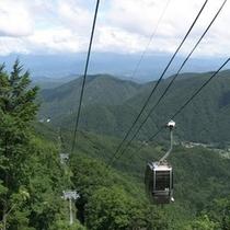 富士見台高原ロープウェイ