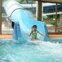 温水プール②