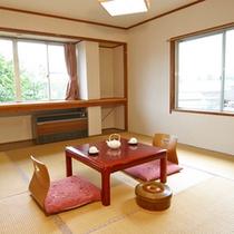 *【本館】客室一例/新館よりもリーズナブル!広さは7.5畳または10畳となります。