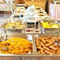 朝食バイキング♪和・洋・中約40種類