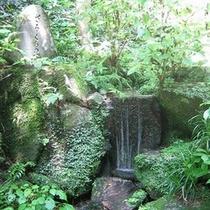 日本名水100選♪猿庫の泉