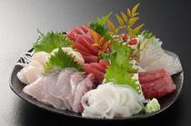 特別料理:たっぷり三陸のさしみ単品