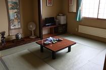 和室6畳から8畳(バストイレ付き又はトイレ付き)