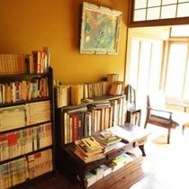 【小さな図書館】ここからお好きな本をお選び下さい!