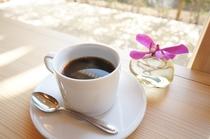 テラスダイニング コーヒー