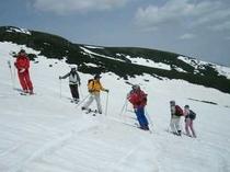 乗鞍春山スキー