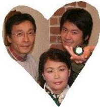 家族3人Heart