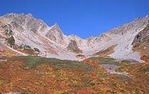秋涸沢の鮮やかな紅葉238x151