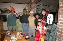 HalloweenIharaFmlyハローウィン!