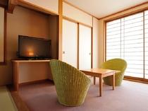 御坂館和洋室・ベッドスペース